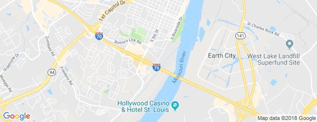 Casinos In Missouri Map.Ameristar Casino Hotel Tickets Ameristar Casino Hotel Shows